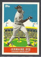 2007 Topps Flashback Fridays - #FF11 - Jermaine Dye - Chicago White Sox