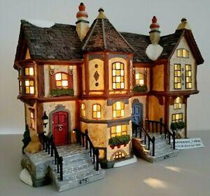 Dept 56 Dickens' Howard Street Row Houses #58728 Retired💖