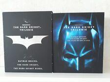 The Dark Knight Trilogie - Mediabook im Schuber, Nolan's Batman von DC Comics