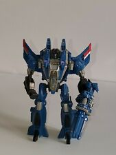 Transformers Generations Fall of Cybertron Thundercracker Deluxe Figure Complete
