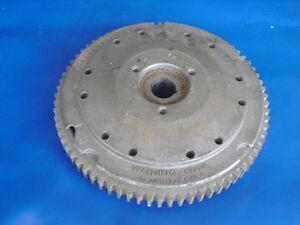 65hp 70hp 75hp Evinrude Johnson Ring Gear Ignition Flywheel Rotor 581111 0581111