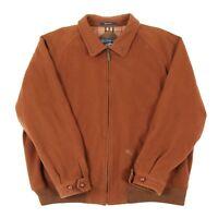 Vintage Burberry Wool + Cashmere Jacket | Harrington Bomber Burberrys Woolen