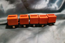 5 BMW e34 e28 e32 e30 e36 E46 Z3 Orange 0332014456 1378238 Relais relay relays