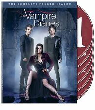 The Vampire Diaries ~ Complete 4th Fourth Season 4 Four ~ NEW 5-DISC DVD SET