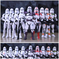 Lego Star Wars 3.75 Clone Trooper Action Figure Minifigure Phase 2 Lot 501st 212