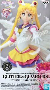 Sailor Moon Figur Glitter&glamours Eternal Version Typ Ein BANPRESTO