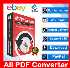 All PDF Converter Pro ™ v4.2.3.2 🔥 Lifetime Activation 🔥 24H delivery 🔥