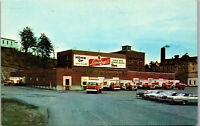 Chippewa Falls Wi Jacob Leinenkugel Brewing Co 1960's  Vintage Postcard AA-003