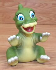 """Vintage 1988 U.C.S. & Amblin Land Before Time """"Ducky"""" Hand Puppet Toy **READ**"""