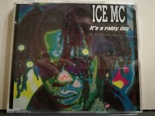 ICE MC - IT'S A RAINY DAY brano in 6 versioni - CD s slim case 1994 polydor