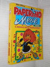 PAPERINO MESE Maggio Il mensile della banda Disney Walt Disney Mondadori 1988 di