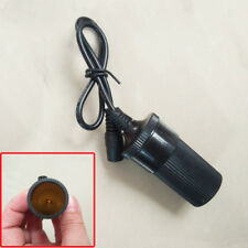 Car Cigarette Lighter Female Socket To DC 5.5 x 2.1mm Female Adapter Cord Cable