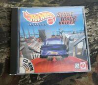 Hotwheel Mattel Interactive Stunt Track Driver Pc CD ROM CF