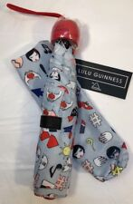 Lulu Guinness Lulumoji Print Umbrellas
