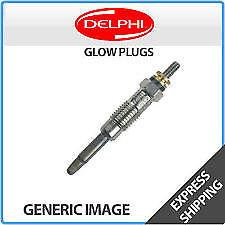 NEW GENUINE DELPHI Glow Plug HDS394 Kia Sportage 2.0 TD, Mazda 626 Mk2 Mk3 2.0