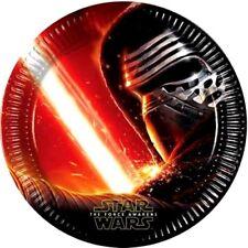 Assiettes Star Wars VII Procos