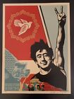 ✅ 2020 Obey Giant Revolution in Our Time Print Shepard Fairey Art Print ✅