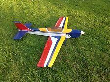 Nitro & Glow Fuel RC Aeroplane Aerobatics&3Ds
