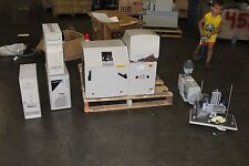 EDAX EAGLE II X-RAY SPECTROMETER MACHINE PHOENIX COMPUTER EDWARDS 8 VACUUM PUMP