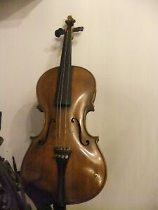 ANTIQUE VIOLIN COPY OF JACOBUS STAINER 1880-1910