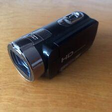 DVC Digital Video Camera 16x Digital Zoom High Definition HD Black Camcorder