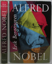 1962 ALFRED NOBEL SWEDISH CHEMIST INVENTOR A BIOGRAPHY