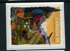 Booklet Single #2470 Parks Canada
