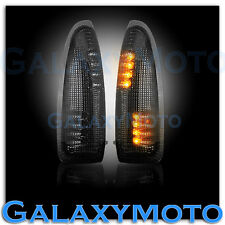 F250+F350+F450+F550 Super Duty 2003-2007 Side Mirror Light LED SMOKE FORD New