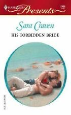 His Forbidden Bride, Craven, Sara, 0373124007, Book, Acceptable