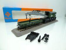 Roco 46330 - H0 - DB - Kranwagen mit Beiwagen - TOP in OVP - #61493