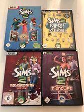 PC Spiel - Die Sims 2 mit 4 Erweiterung