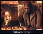 PHENOMENON - 1996 - original 11x14 Lobby Card #7 - great shot of FOREST WHITAKER