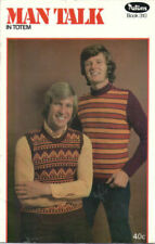 Unbranded 8 Ply Crocheting & Knitting Patterns