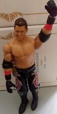 WWE The Miz Mattel Action-Figur 2012 Wrestling WWF (long trousers)