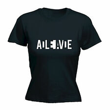 Dead Or Alive Illusion WOMENS T-SHIRT Eye Trick Trendy Optical Gift birthday