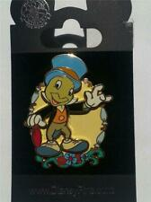 Disney Dlrp Pinocchio's Jiminy Cricket & Flowers Le Paris Dlp Pin