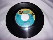Donny Osmond: The Twelfth Of Never / 1973 / MGM 14503 / Jukebox 45 Rpm