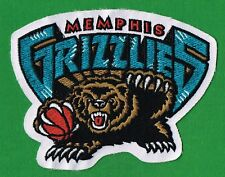 MEMPHIS GRIZZLIES - NBA - EMBROIDERED PATCH