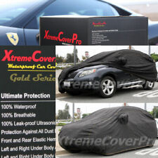 1999 2000 2001 2002 2003 Lexus RX300 WATERPROOF CAR COVER W/MIRRORPOCKET BLK