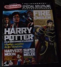 Supplément spécial solutions Harry Potter et autres jeux Game Cube