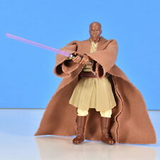 Star Wars Mace Windu, 30th Ann. Collection 2007, came with Galactic Marine