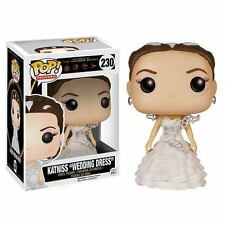 FUNKO POP THE HUNGER GAMES 230 KATNISS WEDDING DRESS SPOSA FIGURE Mockingjay #1