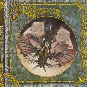 Jon Anderson – OLIAS OF SUNHILLOW 1976 Debut album 2020 CD Edition LIKE NEW
