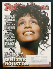 Rolling Stone Issue 1152 March 15, 2012 - Whitney Houston - Will Ferrell