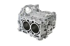 New OEM Subaru Bare Case Halves Cylinder Block Set EJ25