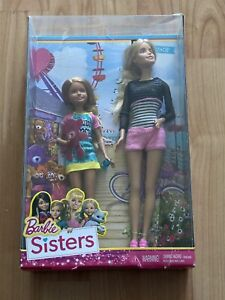 Barbie Sisters | Barbie & Skipper | MATTEL | DGX41