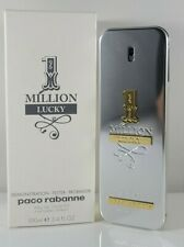 Paco Rabanne 1 Million Lucky Men's 100ml 3.4 Oz Eau De Toilette Spray New