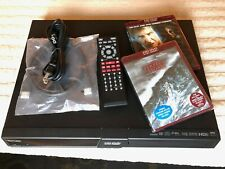 HD-DVD Player, Remote, HDMI Cable, Power cord, 2 Movies - Venturer SHD7000