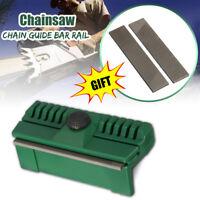 Chainsaw Chain Guide Bar Rail Dresser File Repairer Tool for Stihl Husqvarna