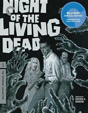 Night of the Living Dead (The Criterion Collection) [Blu-ray] - DVD - New